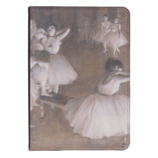 Edgar Degas | Ballet Rehearsal on the Stage, 1874 Kindle Cover