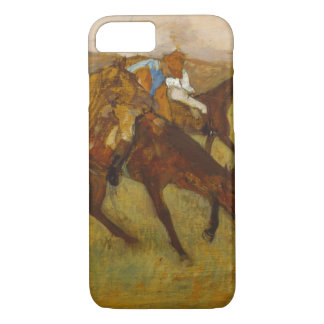 Edgar Degas - Before the Race Case-Mate iPhone Case