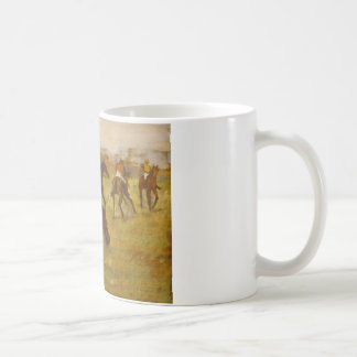 Edgar Degas - Before the Race Coffee Mug