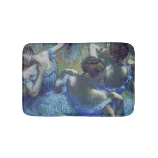 Edgar Degas | Blue Dancers, c.1899 Bath Mat
