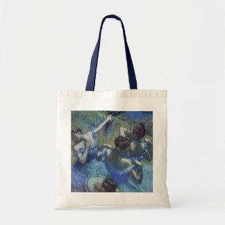Edgar Degas | Blue Dancers, c.1899 Tote Bag