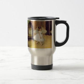 Edgar Degas - Dance Class Travel Mug