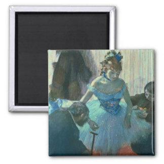 Edgar Degas   Dancer in her dressing room Magnet
