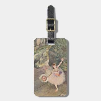 Edgar Degas | Dancer Takes a Bow Bag Tag