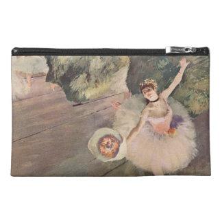 Edgar Degas | Dancer Takes a Bow Travel Accessory Bag