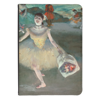 Edgar Degas | Dancer with bouquet, curtseying Kindle Touch Case