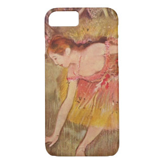 Edgar Degas Dancers Bending Down iPhone Case