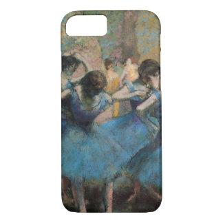 Edgar Degas | Dancers in blue, 1890 iPhone 7 Case