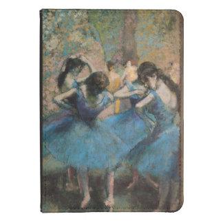Edgar Degas | Dancers in blue, 1890 Kindle 4 Cover