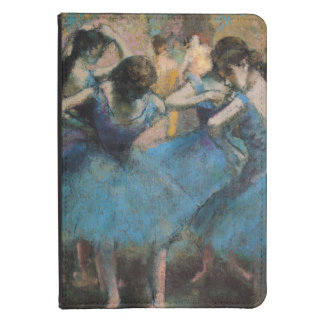 Edgar Degas | Dancers in blue, 1890 Kindle Touch Case
