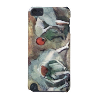 Edgar Degas - Dancers lace their shoes iPod Touch 5G Cover