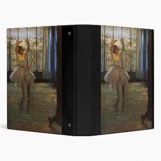 Edgar Degas Danseuse posant chez un photographe 3 Ring Binders