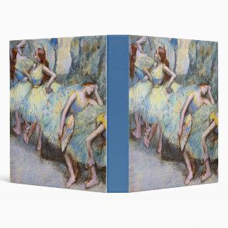 Edgar Degas Danseuses dans les coulisses Binder