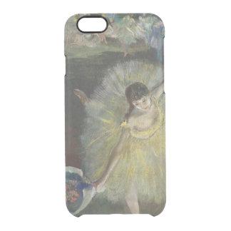 Edgar Degas   End of an Arabesque, 1877 Clear iPhone 6/6S Case