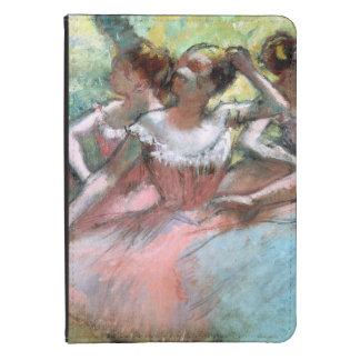 Edgar Degas | Four ballerinas on the stage Kindle 4 Cover