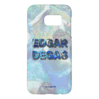 Edgar Degas French Impressionist Blue Dancers Samsung Galaxy S7 Case