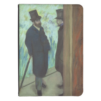 Edgar Degas | Friends at the Theatre Kindle Touch Case