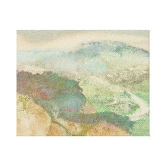 Edgar Degas - paysage Toiles