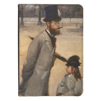 Edgar Degas | Place de la Concorde, 1875 Kindle Touch Cover