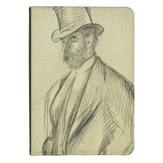 Edgar Degas | Portrait of Ludovic Halevy Kindle Touch Case