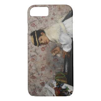 Edgar Degas | Portrait of Mlle Hortense Valpinçon iPhone 7 Case