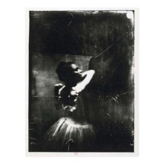 Edgar Degas Postcard with Ballet Dancer