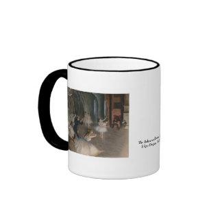 Edgar Degas Ringer Coffee Mug