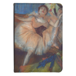 Edgar Degas | Seated Dancer, 1879-80 Kindle Cover