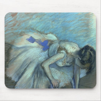 Edgar Degas | Seated Dancer, c.1881-83 Mouse Pad