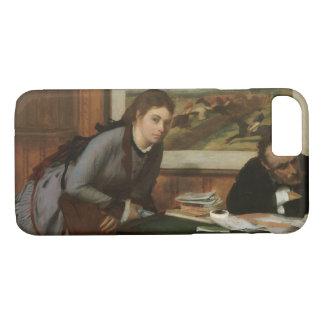 Edgar Degas - Sulking Case-Mate iPhone Case