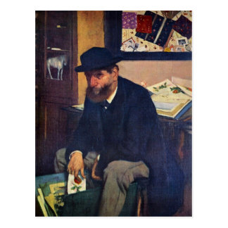 Edgar Degas - The Amateur Postcard