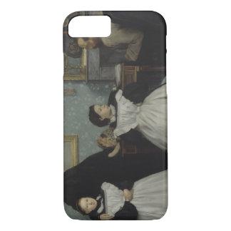 Edgar Degas - The Bellelli Family iPhone 7 Case