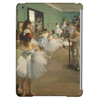 Edgar Degas-The dance class 1874 iPad Air Case