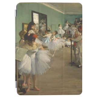 Edgar Degas-The dance class 1874 iPad Air Cover