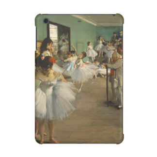 Edgar Degas-The dance class 1874 iPad Mini Cases