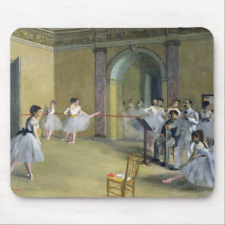 Edgar Degas | The Dance Foyer at the Opera Mouse Pad