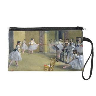Edgar Degas | The Dance Foyer at the Opera Wristlet