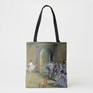 Edgar Degas | The Dance Foyer Tote Bag