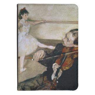 Edgar Degas | The Dance Lesson, c.1879 Kindle Cover
