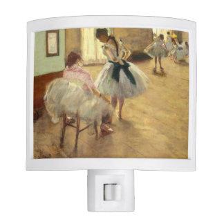 Edgar Degas The Dance Lesson Nite Lights