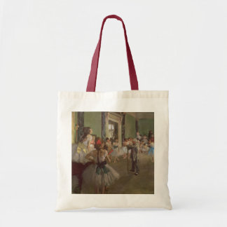Edgar Degas | The Dancing Class, c.1873-76