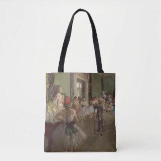 Edgar Degas | The Dancing Class, c.1873-76 Tote Bag