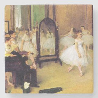 Edgar Degas | The Dancing Class Stone Coaster