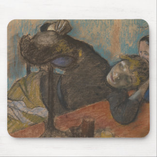 Edgar Degas - The Milliner Mouse Pad