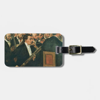 Edgar Degas The Orchestra of the Opera Bag Tag