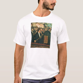 Edgar Degas The Orchestra of the Opera T-Shirt