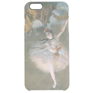 Edgar Degas | The Star, or Dancer on the stage Clear iPhone 6 Plus Case