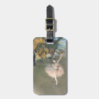 Edgar Degas | The Star, or Dancer on the stage Luggage Tag