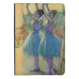 Edgar Degas | Two Blue Dancers Kindle 4 Cover