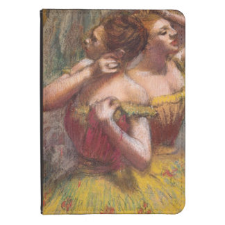 Edgar Degas | Two Dancers Kindle 4 Cover